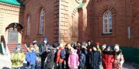 «Благовещенск православный»: ученики Алексеевской гимназии г. Благовещенска побывали на экскурсии