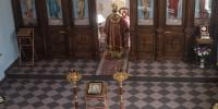 Архиепископ Благовещенский и Тындинский Лукиан возглавил Божественную литургию в Святогорском Крестовоздвиженском епархиальном женском монастыре