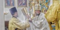 В Неделю 4-ю по Пятидесятнице архиепископ  Лукиан возглавил богослужение в Благовещенском кафедральном соборе
