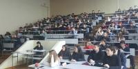 Руководитель миссионерского отдела рассказал студентам АмГУ об истории Православия в Приамурье