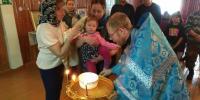 Миссионеры подарили жителям эвенкийского посёлка Бомнак сто рождественских калачей.