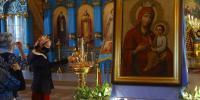 Архиепископ Лукиан возглавил Божественную литургию в храме иконы Божией Матери «Скоропослушница» в г. Белогорске [ФОТОРЕПОРТАЖ]